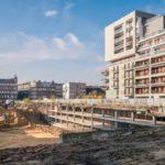 Ruszają prace nad konstrukcją wieży mieszkalnej w centrum Wrocławia