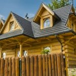 Jaki dach na dom drewniany?