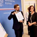ENERIS z Min. Rozwoju na rzecz realizacji celów zrównoważonego rozwoju SDGs