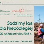 Sadzimy Las dla Niepodległej - Bijemy Rekord Polski