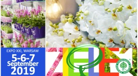 Natural Entry for million market. FLOWER EXPO POLAND 2019 Rolnictwo, BIZNES - The 4th edition of FLOWER EXPO POLAND will take place on September 5-7, 2019 in Warsaw. It is the biggest cut flowers & pot plants trade show in Poland. And the most trend-following one, too.