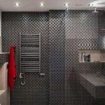 Łazienka na błysk ze szkłem marki Pilkington