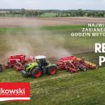 Będą ustanawiać Rekord Polski w zasiewie rzepaku metodą strip-till