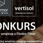 """Wystartował konkurs Newmor Polska """"Projekt Wnętrza z Fitnice Floor"""""""