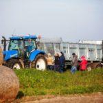 Maszyny Cynkometu w polu. Pokazy dla rolników